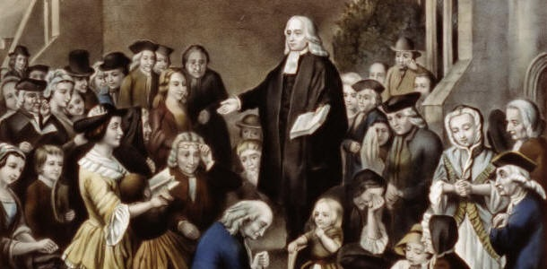 J.Wesley's preaching was just one part of his ministry