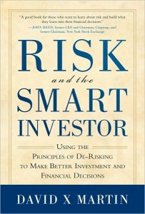 Risk and the Smart Investor book by David X Martin