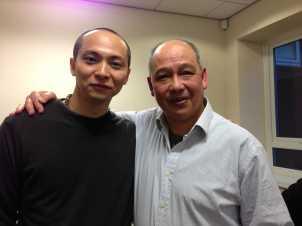 With Leo 2013