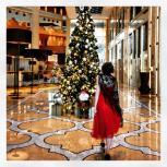 Spending Christmas in Dubai