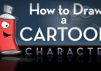 How to Draw a Cartoon Character in GIMP