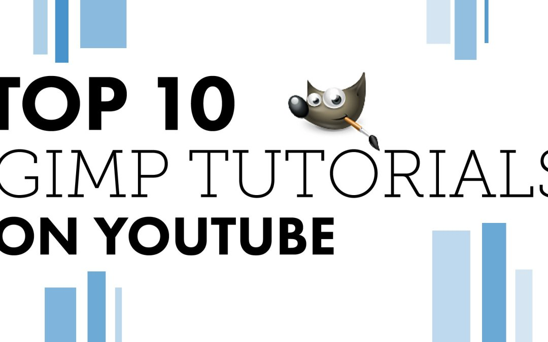 Top 10 Gimp Tutorials Su Youtube Davies Media Design