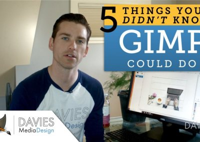 GIMP Tutorial: 5 Things You Didn't Know GIMP Could Do