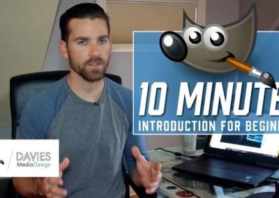 GIMP w 10 Minutes: Co początkujący chcą wiedzieć