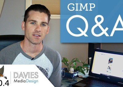 GIMP Basics: Your GIMP Questions Answered (2018)