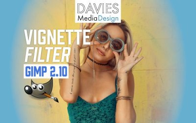 GIMP 2.10 Feature Spotlight: Vignette Filter