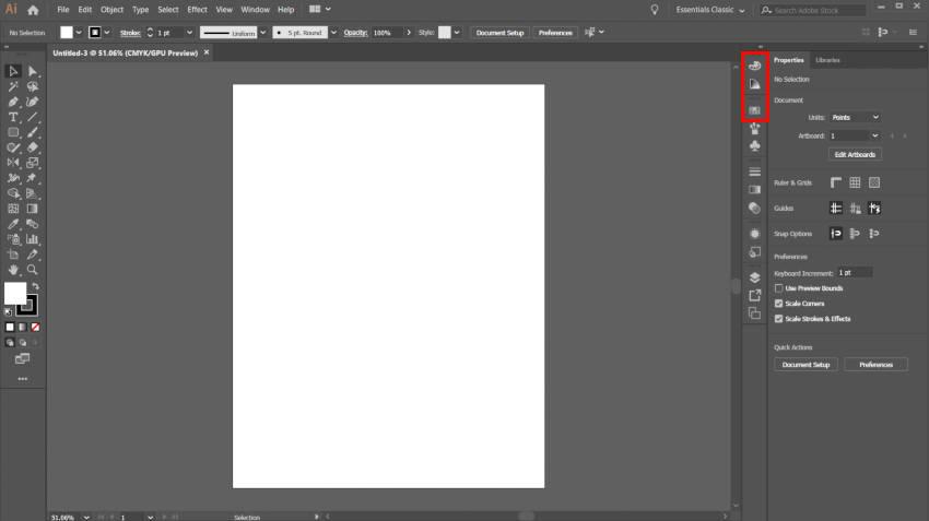 Color Panels illustrator Panels