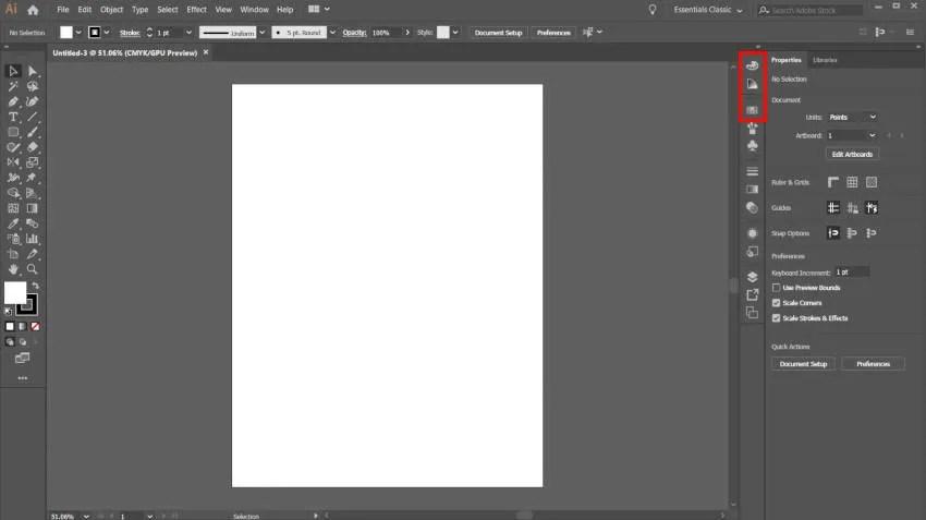 Панели за илюстрация на цветни панели