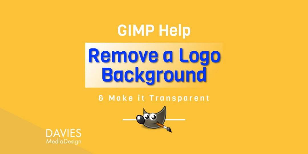 GIMP Help: eemaldage JPEG logo taust GIMPi juhendamisartiklist