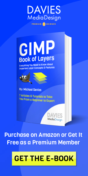 GIMP Book of Layers nu tillgänglig på Amazon Ad