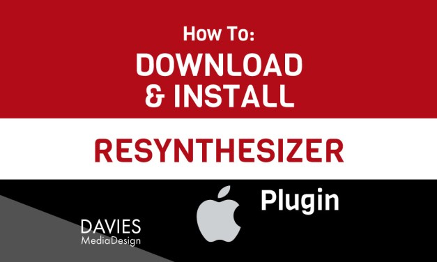 How to Download and Install GIMP Resynthesizer for MAC