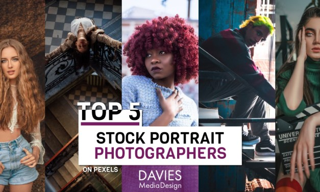 Top 5 Stock Portrait Fotografen op Pexels