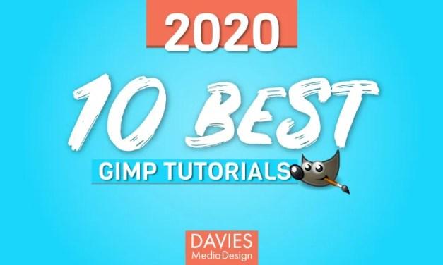 10 ຄຳ ແນະ ນຳ ທີ່ດີທີ່ສຸດຂອງ GIMP ຂອງປີ 2020 (ຮອດດຽວນີ້)