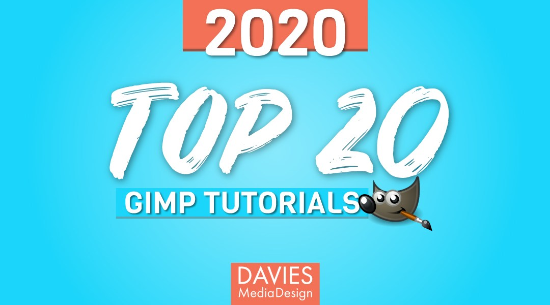 20 Best GIMP Tutorials of 2020