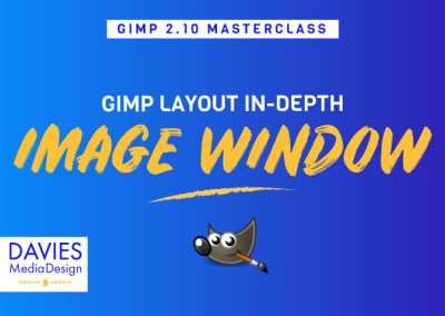 GIMP Image Window In-Déift Look