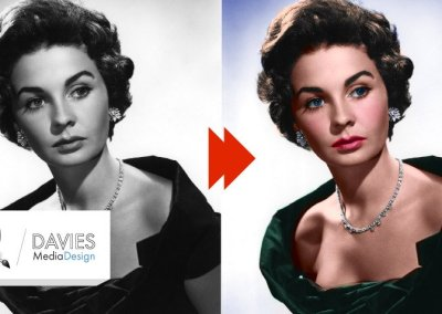 How to Colorize Black and White Photos with GIMP