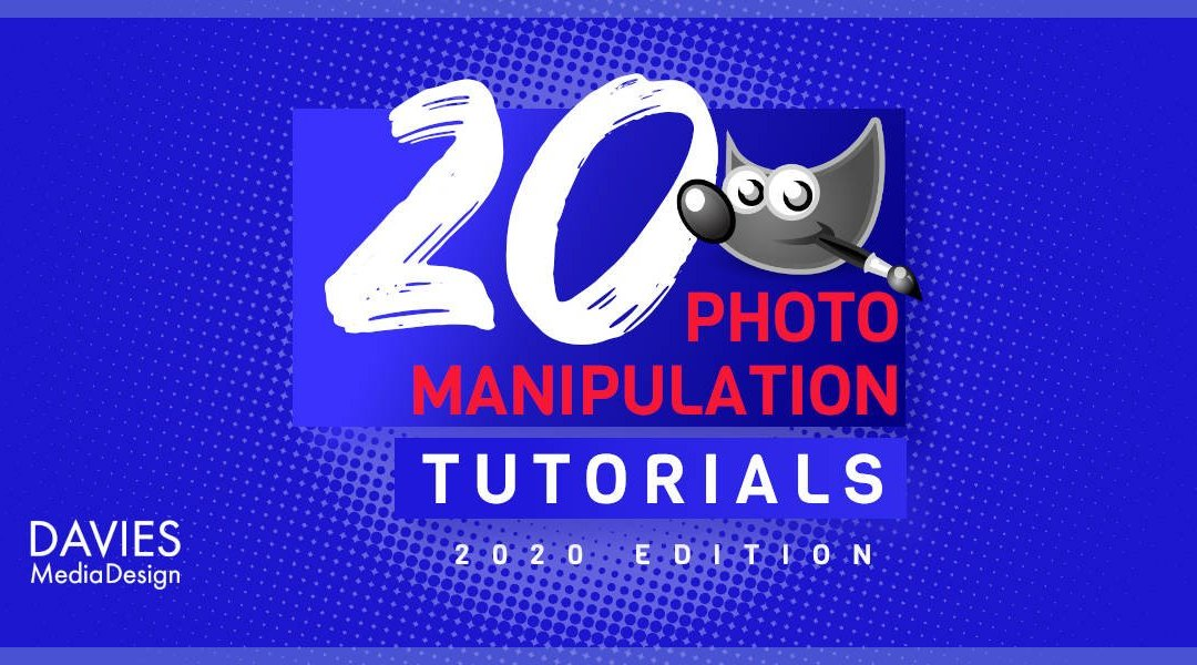 20 GIMP Photo Manipulation Tutorials 2020