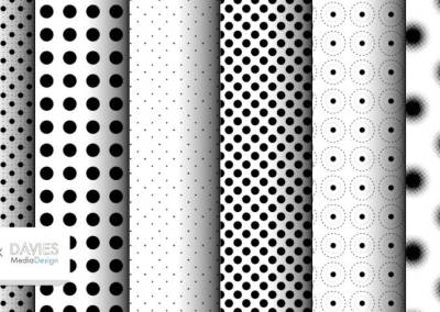 How to Create Dot Patterns with GIMP