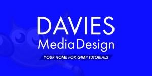 Your Home for GIMP Tutorials Davies Media Design