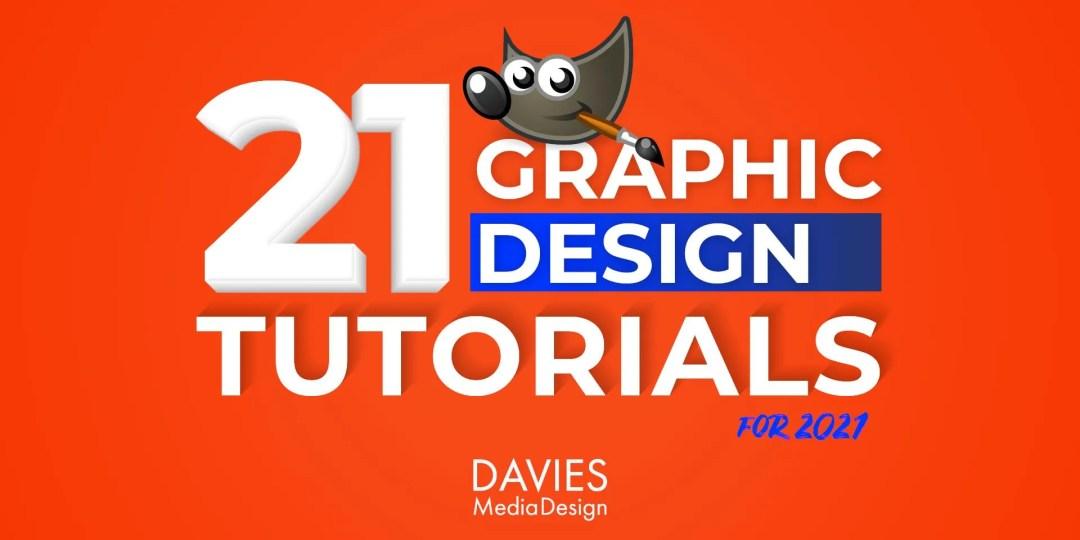 21 de tutoriale de proiectare grafică GIMP pentru master pentru 2021