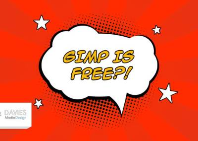 How to Create a Comic Speech Bubble in GIMP