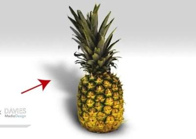Créer une ombre réaliste pour les objets dans GIMP