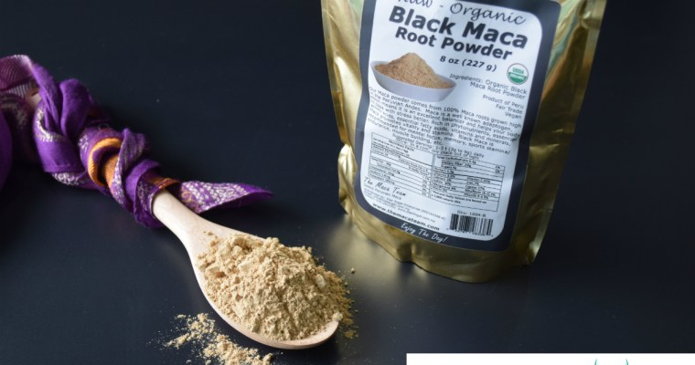 Review: Black Maca