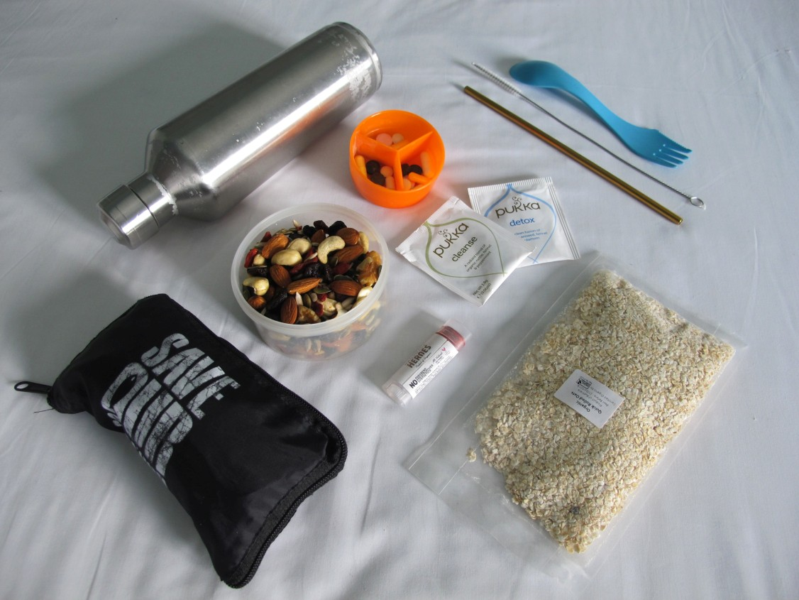 7 Vegan Traveling Essentials