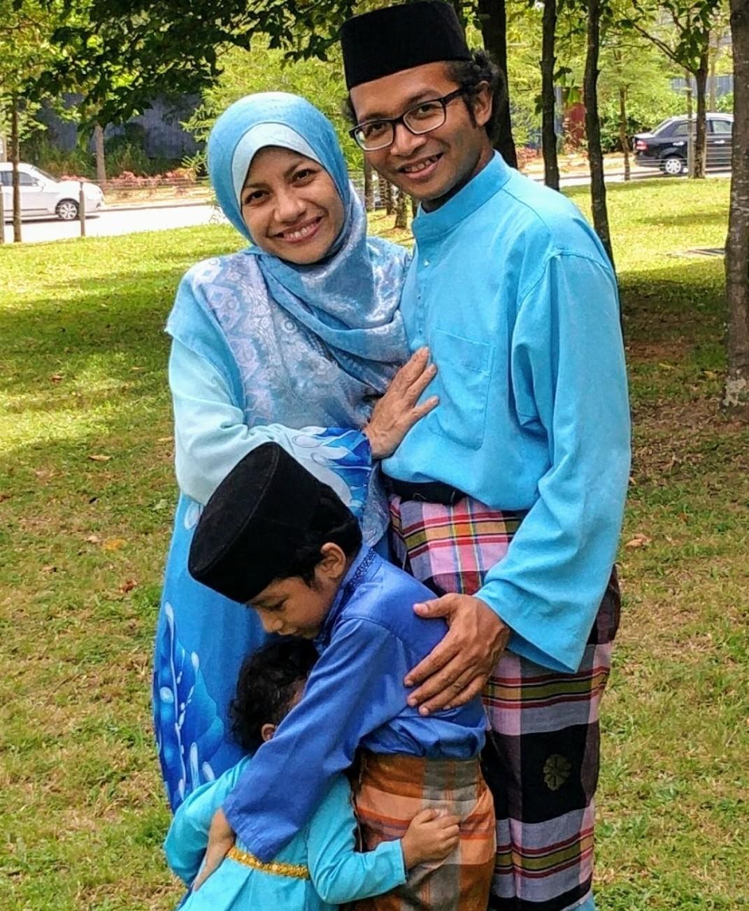 Vegan Vantage: The Aina & Faisal Family