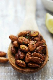 Chilli Lime Roasted Almonds