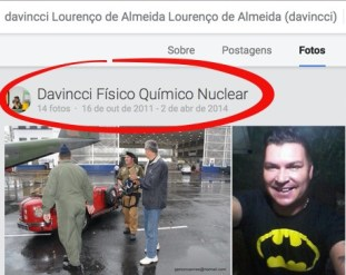 Davincci Lourenço de Almeida