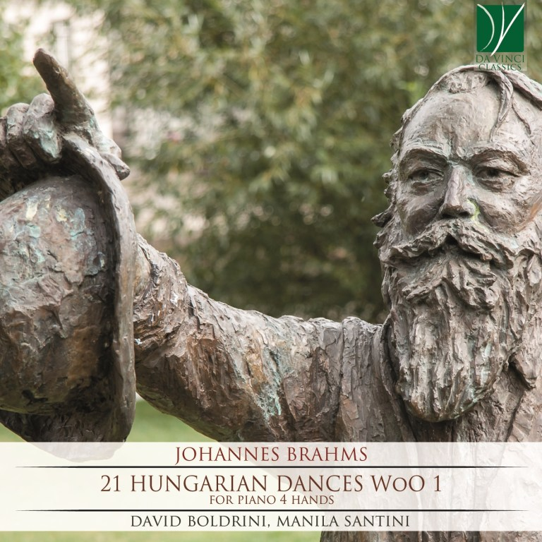 143 Brahms, Hungarian Dances