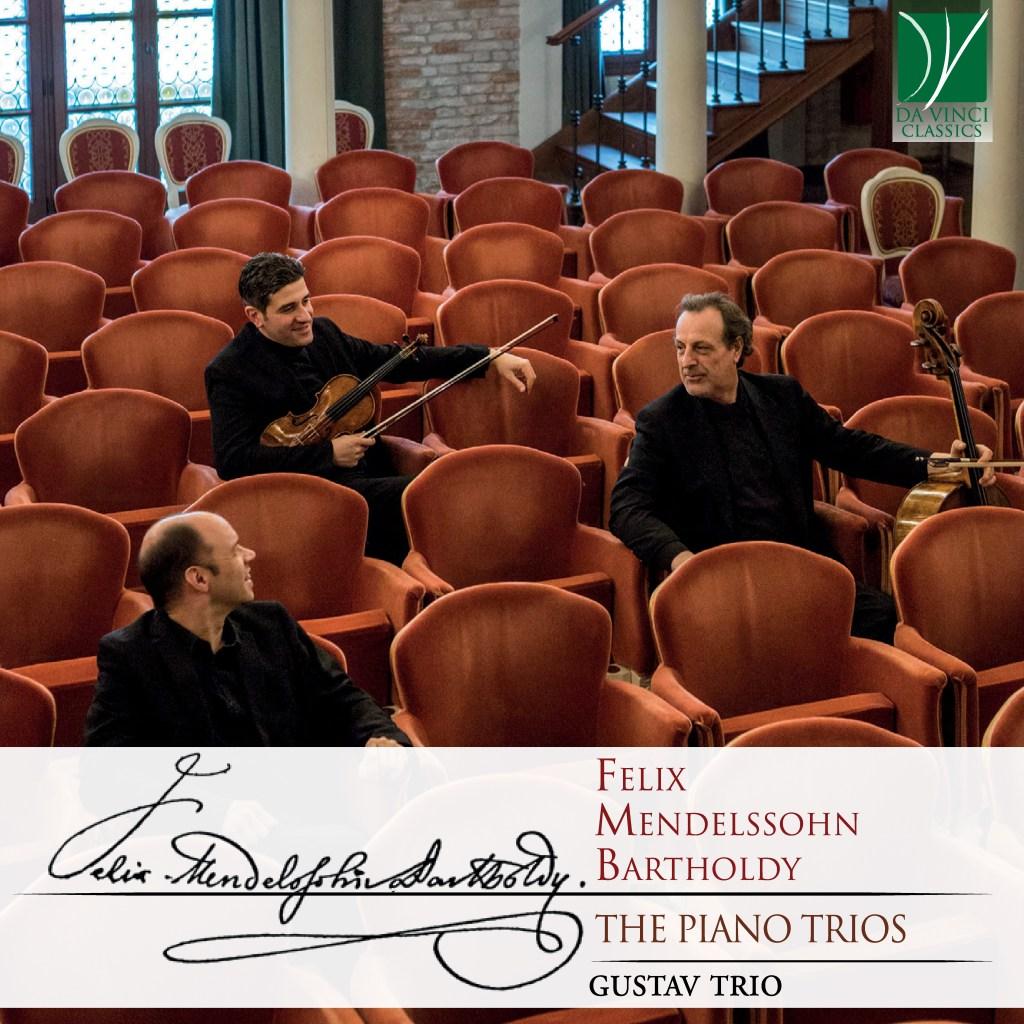 C00200 Felix Mendelssohn-Bartholdy - The Piano Trios