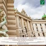 C00227 Mozart, Beethoven, Schubert - Viennese Piano Sonatas - Roberto Russo