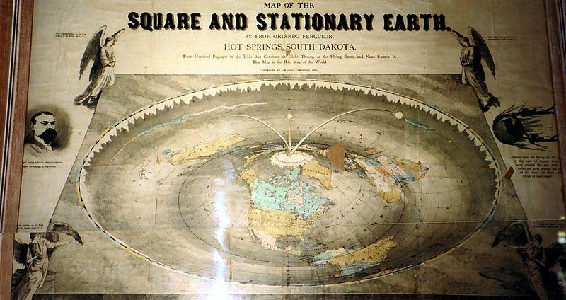 Teoría de la Tierra Plana