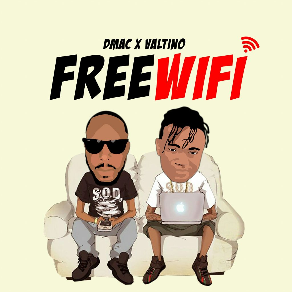 DMac Ft. Valtino – FREEWIFI