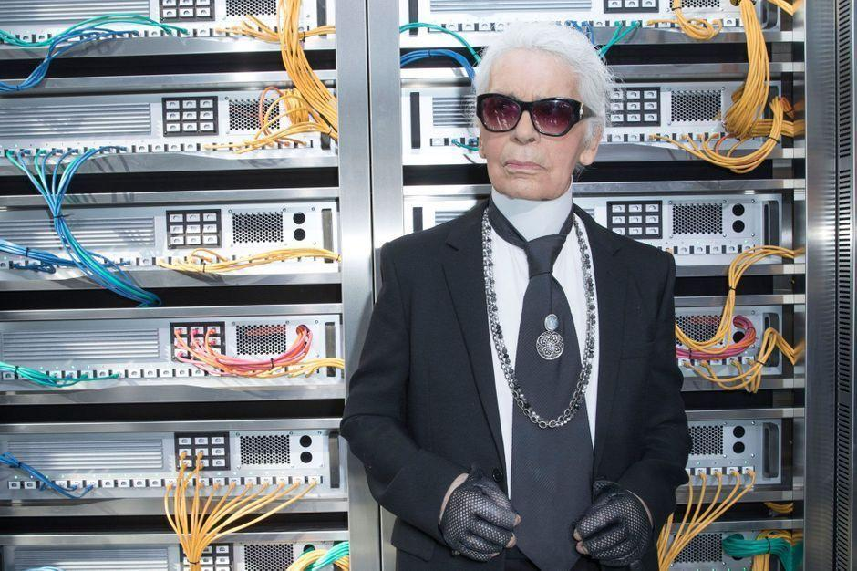 Fashion designer Lagerfeld dies at 85
