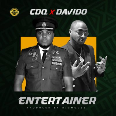 VIDEO: CDQ Ft. Davido – Entertainer