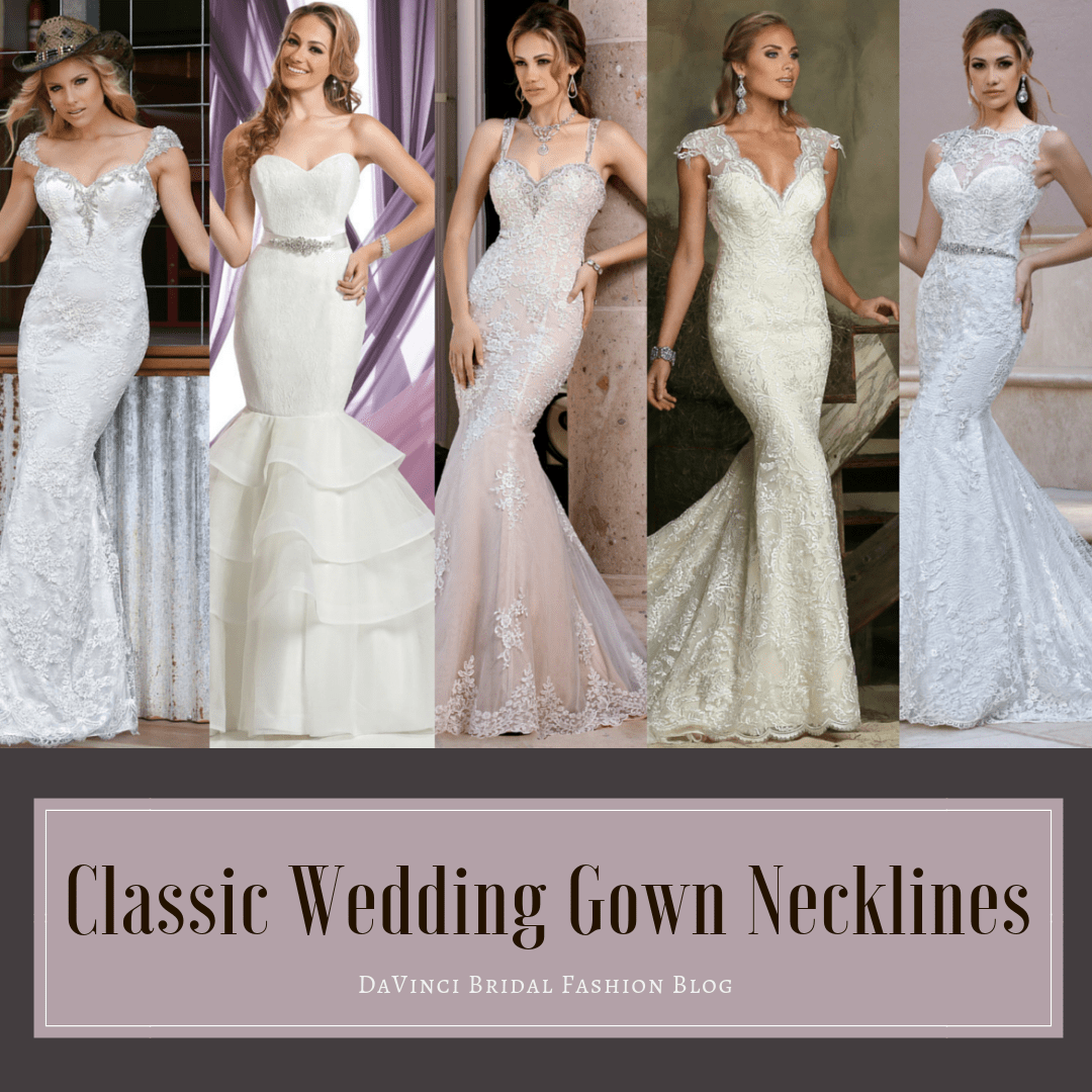 Classic Traditional Wedding Dress