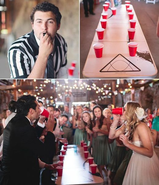 Games for Your Wedding