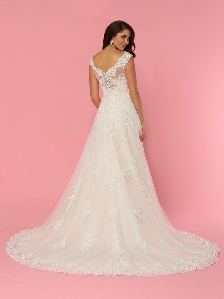 DaVinci Wedding Dresses | Style 50444– DaVinci Bridal Collection ...