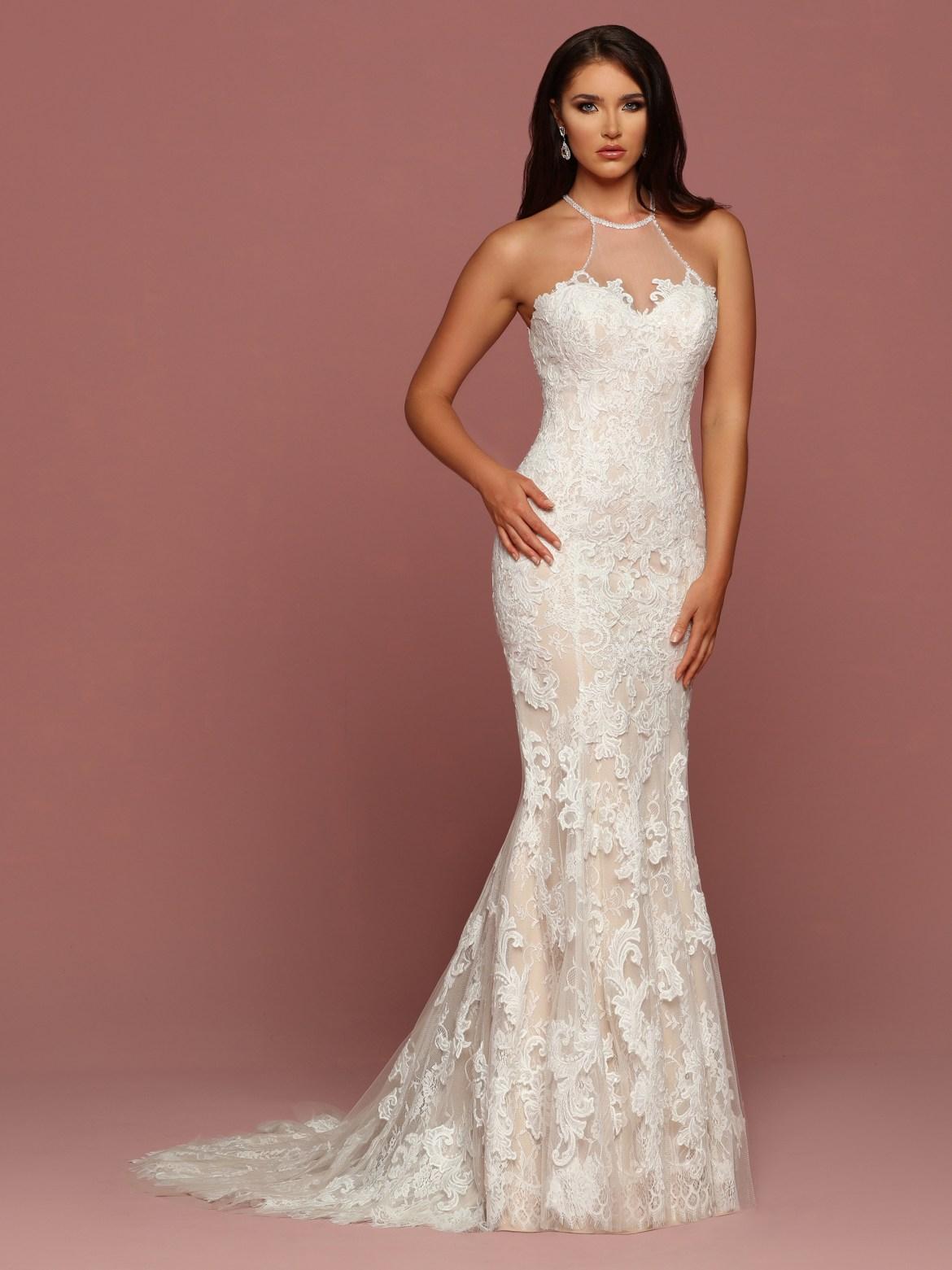 Lovely Illusion: Sheer Bodice Wedding Dresses - 2018 DaVinci Bridal Blog