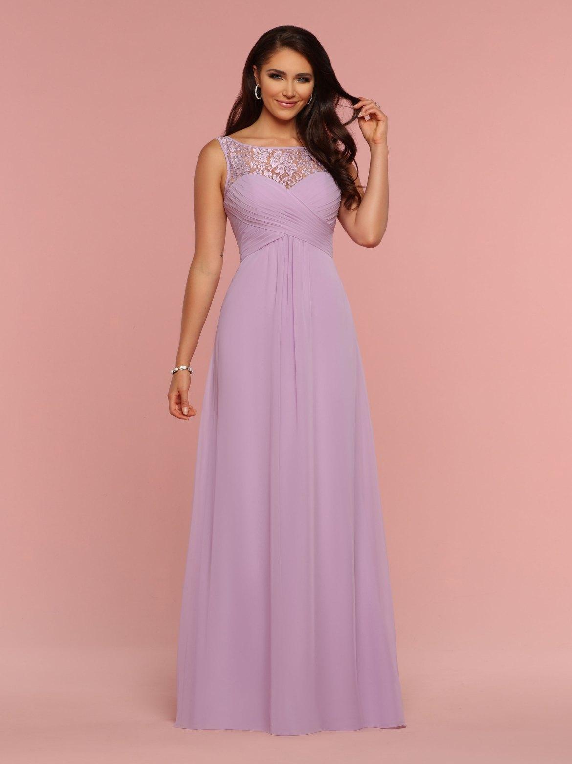 DaVinci Bridesmaids Style #60332 - Front View