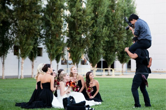 Wedding Photographer Training