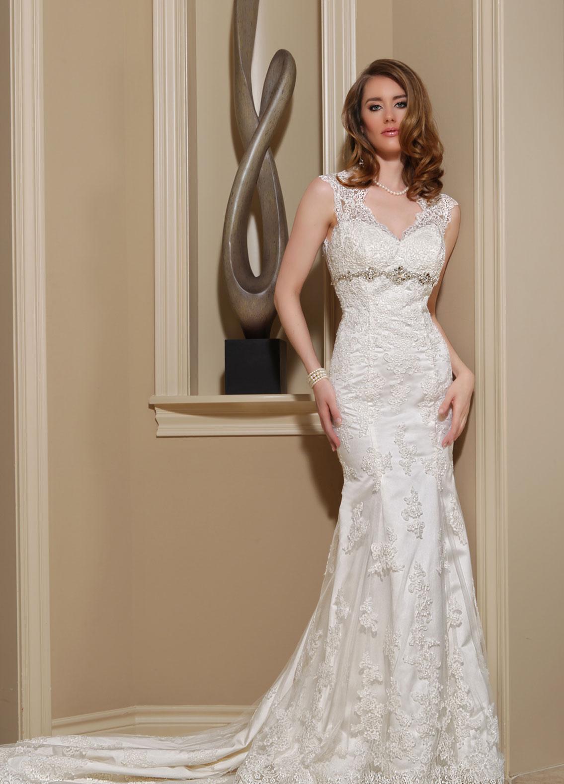 Non Traditional Empire Waist Wedding Dress Ideas Davinci