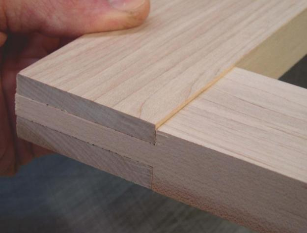 bridle joint