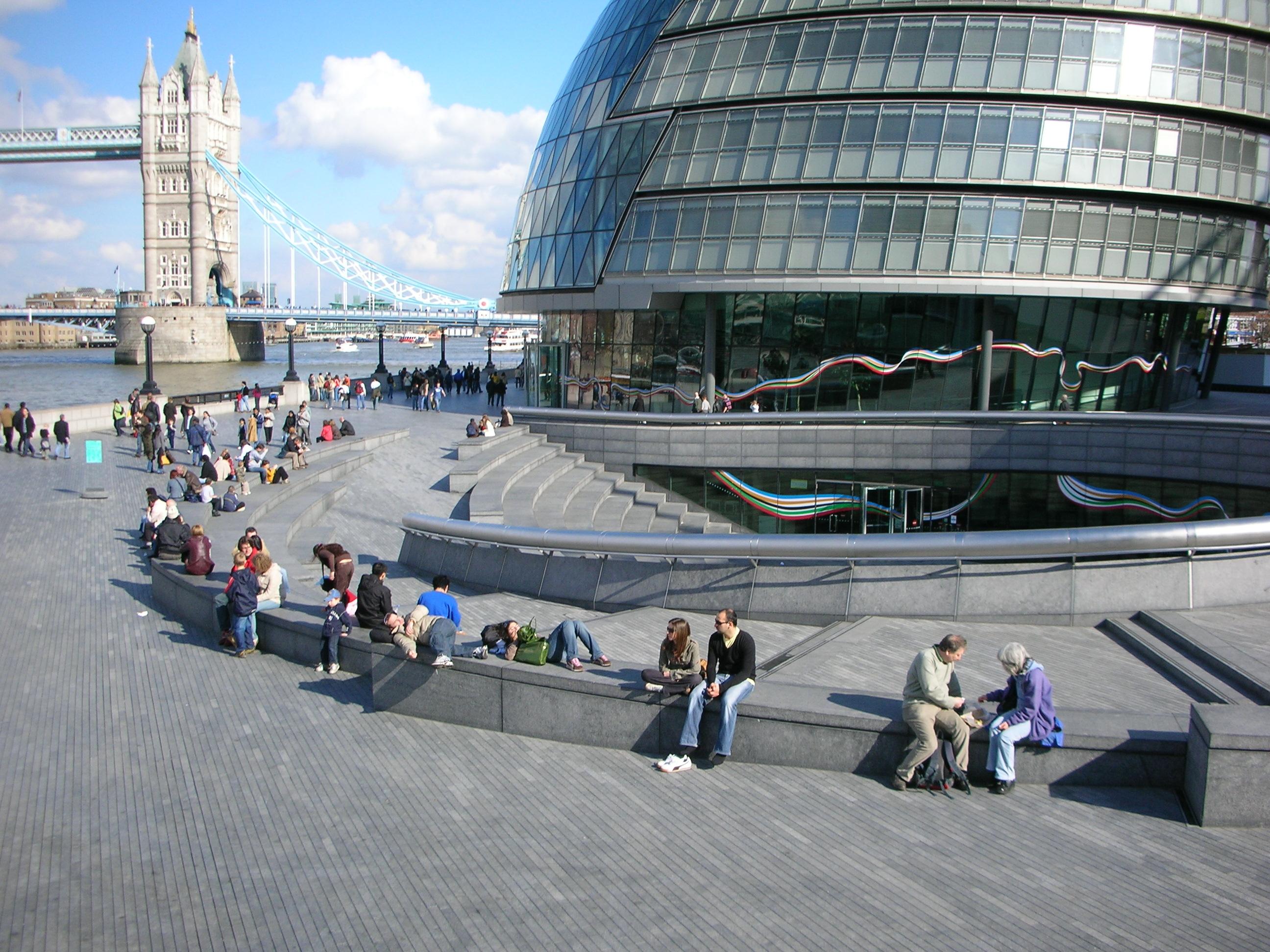 More London Landscape Architect S Pages