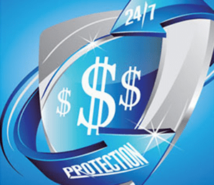 Webinar Image with Money Sign and Arrows
