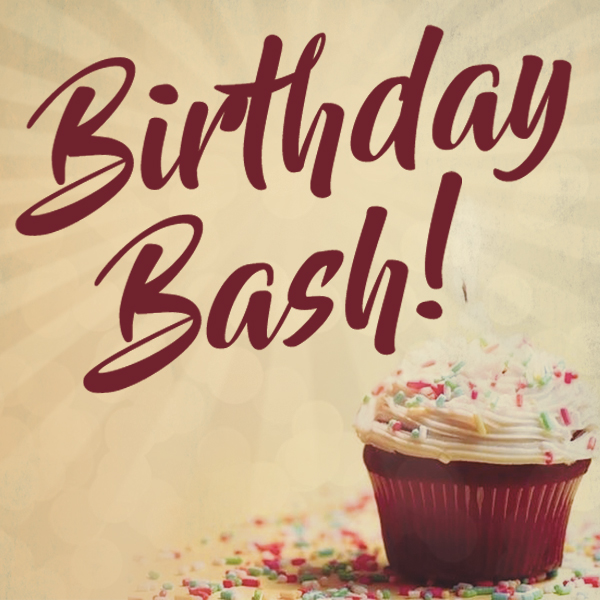 Birthday Bash – May 2nd