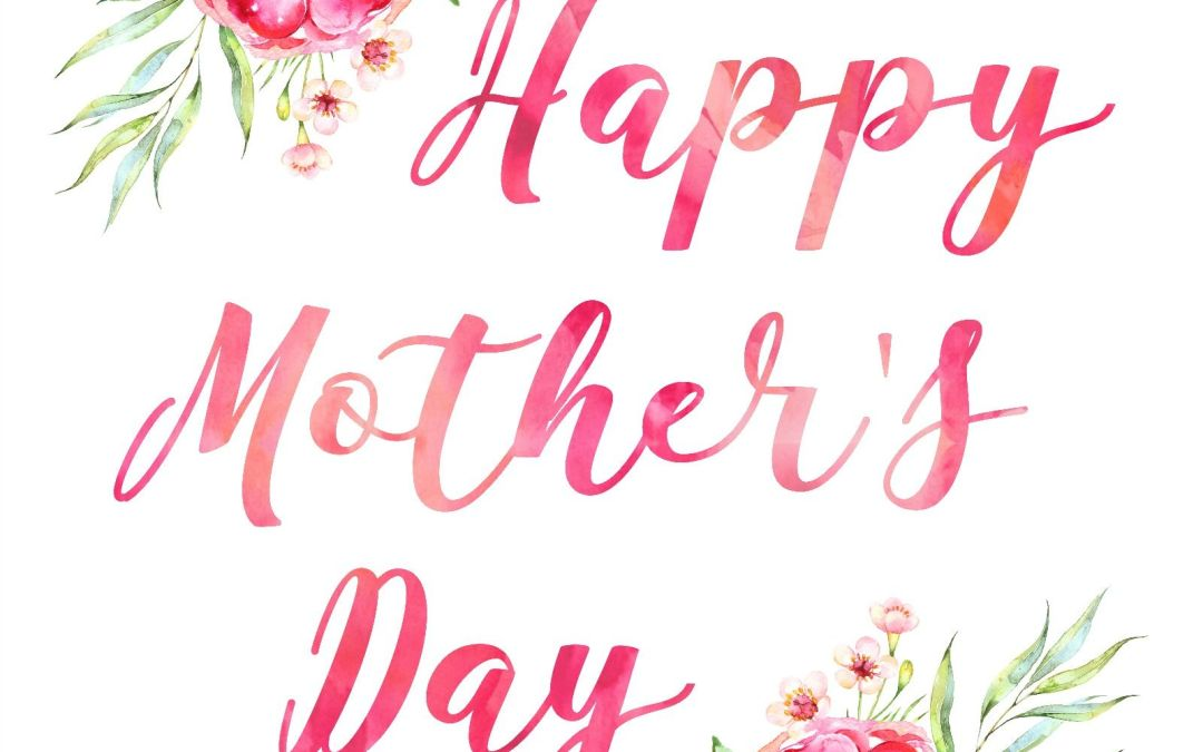 Mothers Day 2020 Pastor's Note